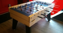 Futbolín K Competición pista azul